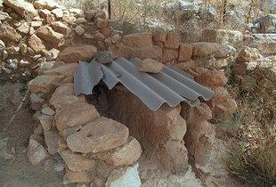 Les tombes Minoennes à Stylos