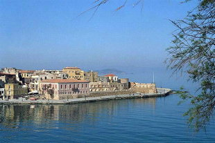 The Firkas Bastion, Chania