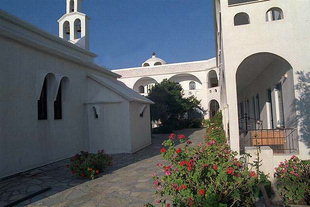 Kristalenias Monastery in Lassithi Plateau