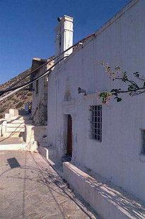 The monastery of Agios Antonios, Arvi