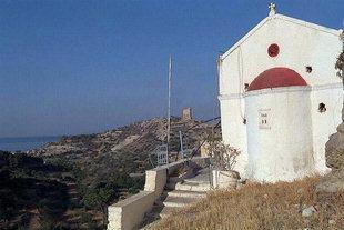 Η Μονή του Αγίου Αντωνίου στην Άρβη
