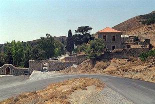 The Epanosifi Monastery