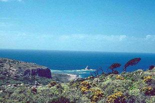La péninsule de Gramvousa