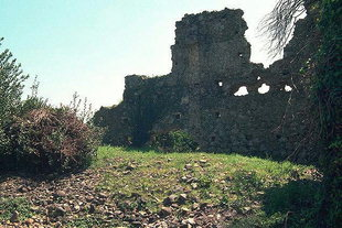 La tour Vénitienne Da Molin, Alikianos