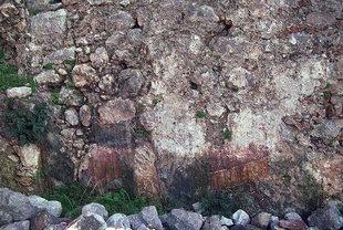 Η εκκλησία της Αγίας Παρασκευής και οι τοιχογραφίες που απέμειναν, Αξός