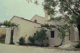 The Panagia Barozzi Church in Argiroupolis