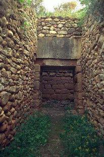 Minoisches Tholosgrab der Nachpalastzeit bei Maleme