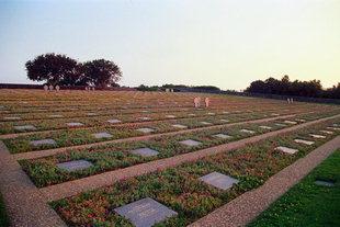 World War II German Cemetery in Maleme