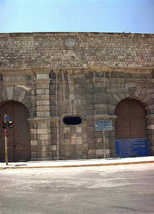 Porte nei pressi di Chaniòporta, Iraklion