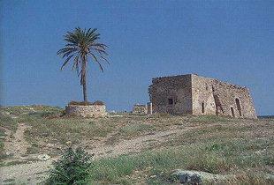 The Governor's Residence in the Fortezza, Rethimnon