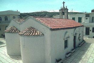 Agios Ioannis Church in Anogia