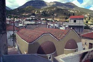 L'église d'Agios Charalambos à Krousonas