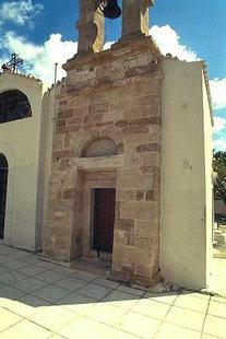 La chiesa di Panagìa Kerà a Krousonas