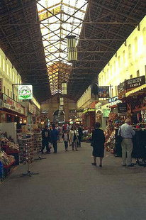 The public market of Chania (Agora)