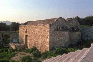 Agia Anna and Agios Nikolaos Church in Drapeti