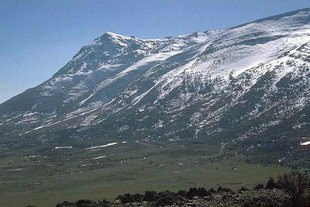 L'Altipiano di Nida in pieno inverno