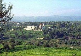 Le Monastère d'Arsani, Rethimnon