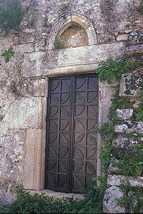 Un portale a Margarites