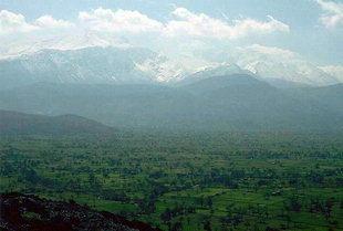 Le Plateau de Lassithi et les Le Montagnes du Dikte