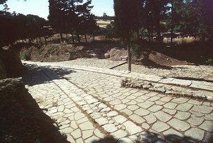 The Theatre Area, Knossos