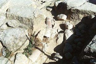The Minoan drainage system, Knossos