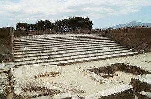 The Grand Staircase, Festos