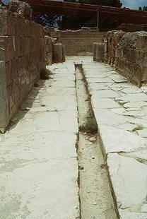 The Passage Way, Festos