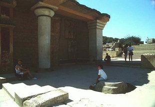 The South Propylea, Knossos