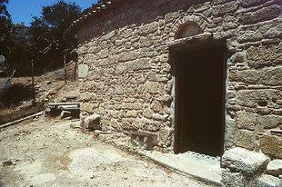 La chiesa di Panagìa a Lissòs
