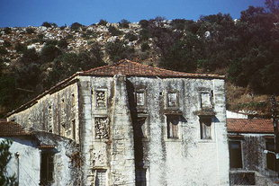 An old home in Margarites, Rethimnon