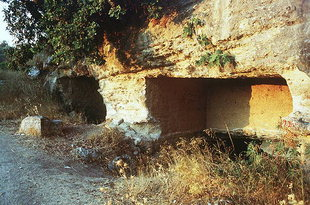 Οι Ρωμαϊκές δεξαμενές στην Ελεύθερνα
