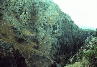The Topolia Gorge