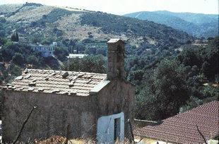 Die Agios Georgios Kirche in Kato Floria