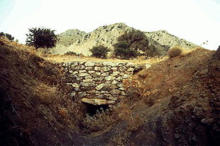 The Minoan Tomb in Apodoulou