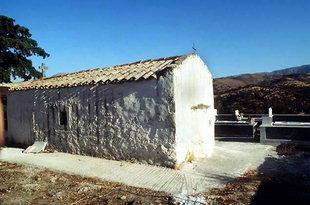 L'église Byzantine d'Agios Ioannis à Agios Ioannis
