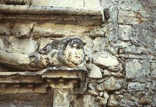 Il portale decorato di un palazzetto veneziano, Rethimnon