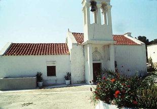 Η Βυζαντινή εκκλησία των Αγίων Αποστόλων στον Πύργο Ψηλονέρου
