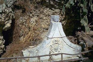 La fontaine Vénitienne du XV siècle de Pendamodi