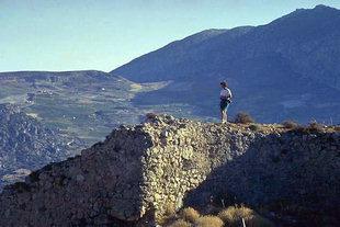 Le fort Byzantin de Temenos, Kanli Kastelli