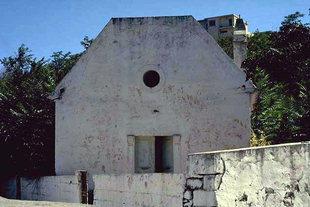 The Byzantine church of Agios Ioannis in Pirgou