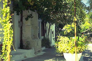 Le Monastère d'Agarathos à Pediada