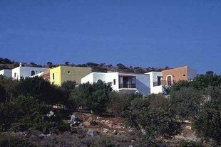 Arolithos - a traditional Cretan village kept up