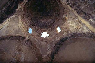 Die Kuppel von Agios Antonios, Aggeliana