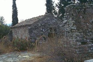 Die Agios Georgios-Kirche in Heliana
