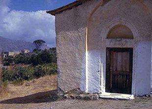 Το μικρό εκκλησάκι της Αγίας Μαρίνας