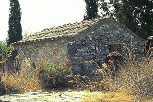 Die Agios Georgios-Kirche, Heliana