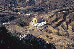 Ninety-Nine Martyrs Church in Polirinia