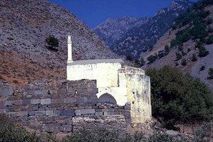 The Panagia Church, Agia Roumeli