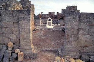 Η Βυζαντινή εκκλησία των Αγίων Πάντων στις Στέρνες