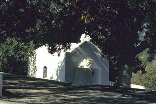 The Byzantine church of the Panagia Kera Goniotisa in Latsida